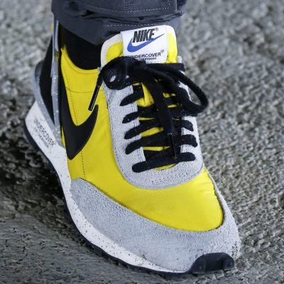 Nike Undercover Mens Daybreak Bright Citron trainers